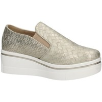 Sapatos Mulher Slip on Gold&gold Gb57 Ouro