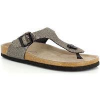 Sapatos Mulher Chinelos Kimberfeel ALINA Ouro