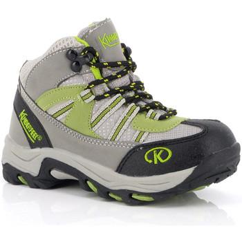 Sapatos Criança Sapatos de caminhada Kimberfeel CAUCASE Verde