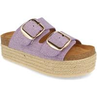 Sapatos Mulher Alpargatas Buonarotti 1BD-1179 Lila