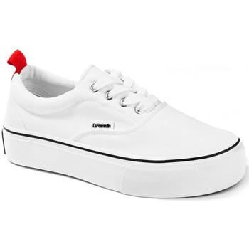 Sapatos Sapatilhas D.Franklin 20006 Branco