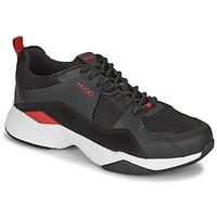 Sapatos Homem Sapatilhas HUGO BLOCK RUNN Preto