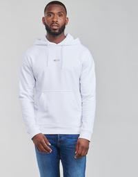 Textil Homem Sweats BOSS WELOVE Branco