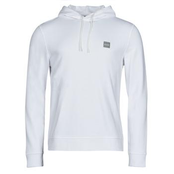 Textil Homem Sweats BOSS WETALK Branco
