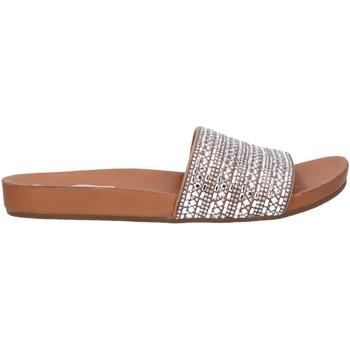 Sapatos Mulher Slip on Steve Madden DAZZLE Gris