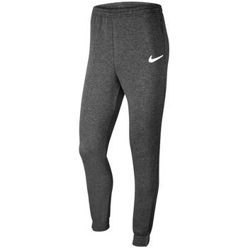 Textil Homem Calças Nike Park 20 Fleece Cinzento