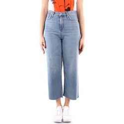 Textil Mulher Calças Jeans Roy Rogers P21RND043D4271707 Azul