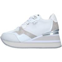 Sapatos Mulher Sapatilhas de cano-alto Apepazza S1HIGHNEW07/NYL Branco