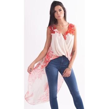 Textil Mulher camisas Love To Love L17091 Incolor
