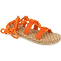 Sapatos Mulher Sandálias Milaya 2R50 Naranja