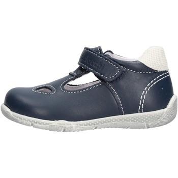 Sapatos Rapaz Sapatos Balocchi - Occhio di bue blu 111149 BLU