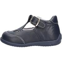 Sapatos Rapaz Sapatos Balocchi - Occhio di bue blu 111014 BLU