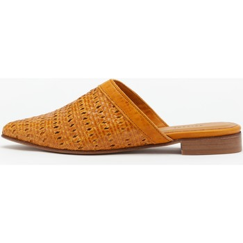 Sapatos Mulher Chinelos Only2Me Fulvia Amarelo