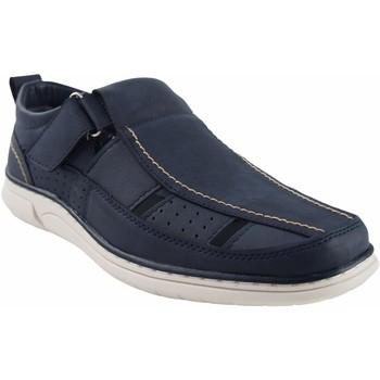 Sapatos Homem Sandálias Bitesta 21s sapato  32180 azuis Azul