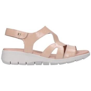 Sapatos Mulher Sandálias Giorda 21868 CHAROL TAUPE Mujer Taupe marron