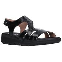 Sapatos Mulher Sandálias Giorda 22868 CHAROL NEGRO Mujer Negro noir