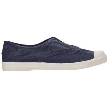 Sapatos Homem Alpargatas Natural World 3102E 677 Hombre Azul marino bleu