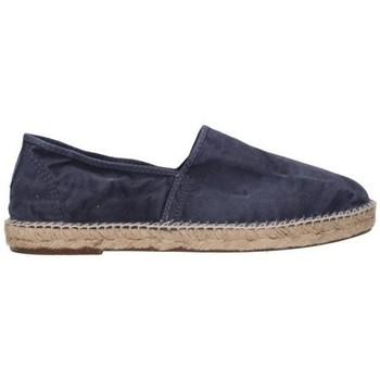 Sapatos Homem Alpargatas Natural World 325E 677 Hombre Azul marino bleu