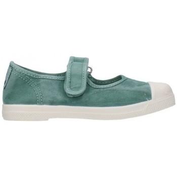 Sapatos Rapariga Sapatilhas Natural World 476E 689 Niña Verde vert