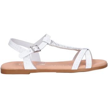 Sapatos Rapariga Sandálias Oh My Sandals 4906-HY1CO Blanco