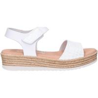 Sapatos Rapariga Sandálias Oh My Sandals 4915-HY1CO Blanco