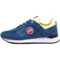 Sapatos Homem Sapatilhas Colmar Travis Bold Branco, Azul