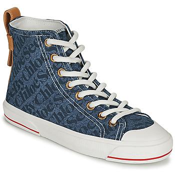 Sapatos Mulher Sapatilhas de cano-alto See by Chloé ARYANA Azul