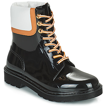 Sapatos Mulher Botas de borracha See by Chloé FLORRIE Preto
