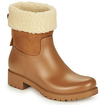 Sapatos Mulher Botas de neve See by Chloé JANNET Camel