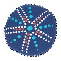 Casa Almofadas Jardin d'Ulysse CAP-OUEST Azul