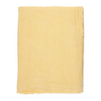 Casa Mantas Côté Table BASIC Amarelo