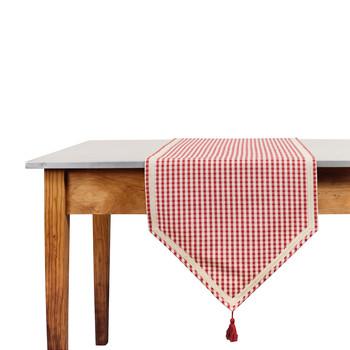 Casa Toalha de mesa Comptoir de famille MAMI Vermelho