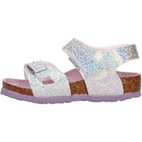 Sapatos Rapariga Sandálias Birkenstock - Colorado argento 1018737 MULTICOLOR