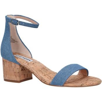 Sapatos Mulher Sandálias Steve Madden IRENEE-C Azul