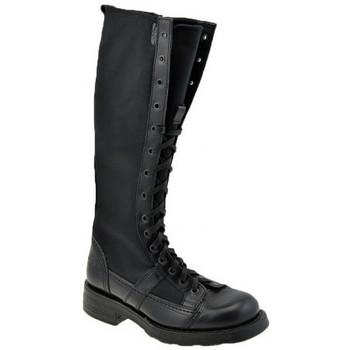 Sapatos Mulher Botins OXS  Preto