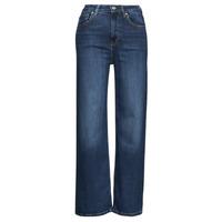 Textil Mulher Calças de ganga bootcut Pepe jeans LEXA SKY HIGH Azul