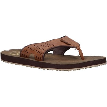 Sapatos Homem Chinelos Lois 86059 Marr?n