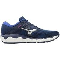 Sapatos Mulher Sapatilhas de corrida Mizuno Wave Horizon 4 Azul marinho