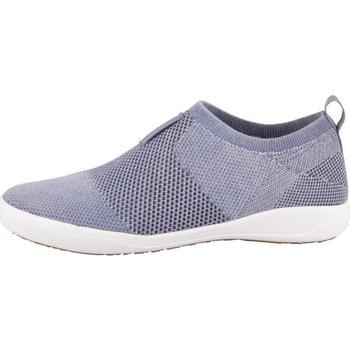 Sapatos Mulher Slip on Josef Seibel Sina 64 Branco, Cinzento