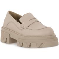 Sapatos Mulher Mocassins Priv Lab VITELLO BEIGE Beige