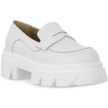 Sapatos Mulher Mocassins Priv Lab VITELLO BIANCO Bianco