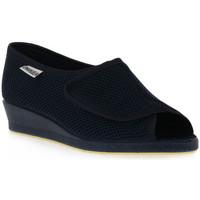 Sapatos Mulher Sapatos Emanuela 342 BLU Blu