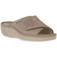 Sapatos Mulher Chinelos Emanuela 1077 PIPER TIERRA Marrone