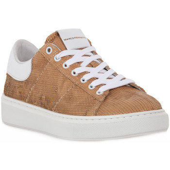 Sapatos Mulher Sapatilhas Marco Ferretti CROISSANT LUXURY Marrone