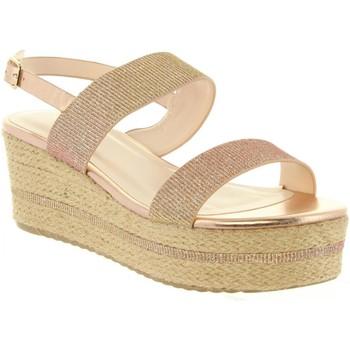 Sapatos Mulher Alpargatas Chika 10 DONA 01 Rosa