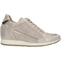 Sapatos Mulher Sapatilhas Enval 72771 Bege