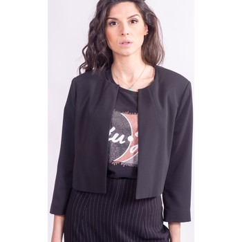 Textil Mulher Jaquetas Sandro Ferrone GHIANDA Incolor