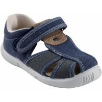 Sapatos Rapaz Multi-desportos Vulca Bicha Tela infantil  z1 azul Azul