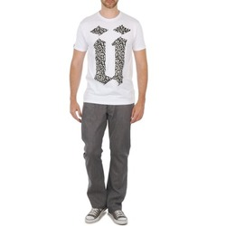 Textil Homem Calças Jeans Ünkut TWO Cinza