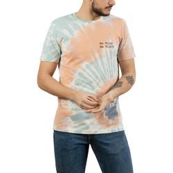 Textil Homem T-Shirt mangas curtas Klout  Multicolor